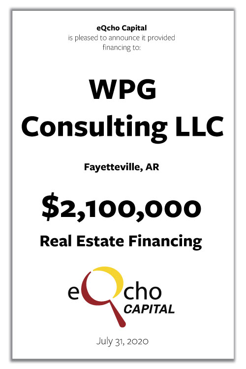 wpg consulting accolade